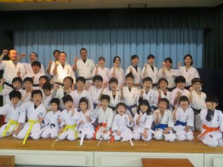 新琴似教室 稽古納め_c0118332_143743.jpg