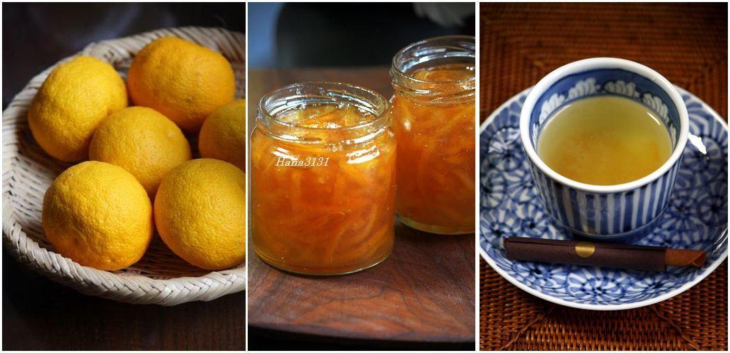 冬至のころの柚子を使ってマーマレードを。パンにぬっても柚子茶にしてもおいしい!