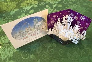 先週と今週のリボンレイのレッスン クリスマスの作品_c0196240_03335939.jpg