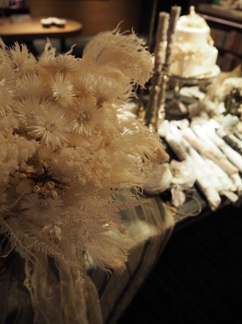 ボタニカル フレンチシャビーウェディングdecoration × 花嫁の支度部屋』 _d0162257_3133751.jpg