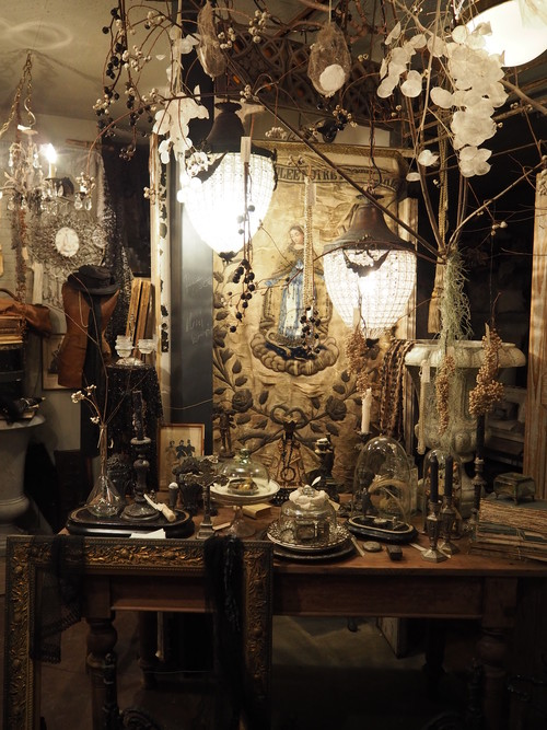 ボタニカル フレンチシャビーウェディングdecoration × 花嫁の支度部屋』 _d0162257_3595412.jpg