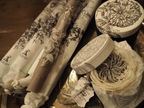 ボタニカル フレンチシャビーウェディングdecoration × 花嫁の支度部屋』 _d0162257_363548.jpg