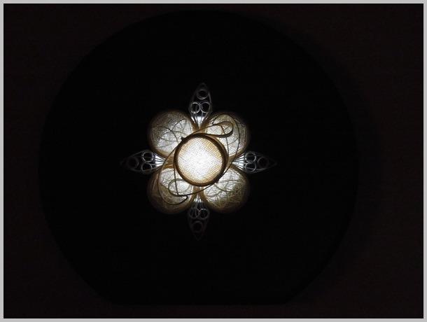 金子恵 作品展 遊紙灯を拝見する。_a0086270_16484415.jpg