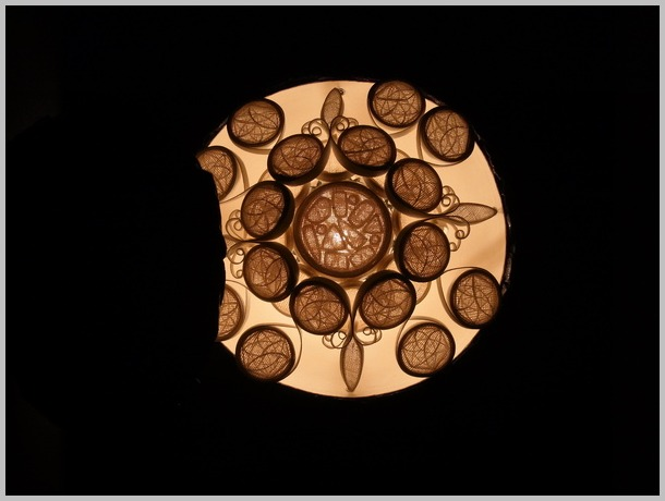 金子恵 作品展 遊紙灯を拝見する。_a0086270_16485910.jpg