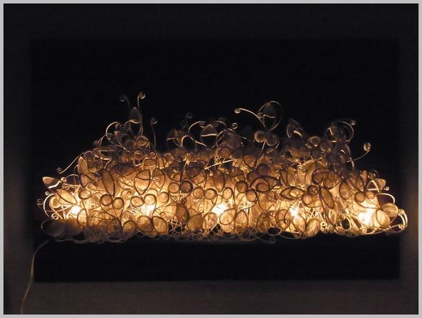金子恵 作品展 遊紙灯を拝見する。_a0086270_16493227.jpg