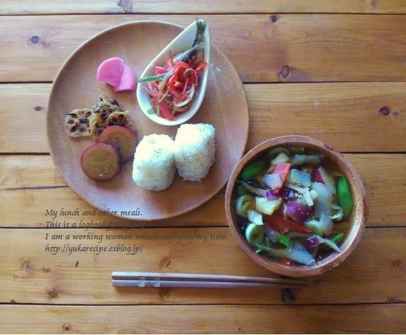 イエシゴトVol.132 自家製味噌の干し野菜けんちん汁&味噌の寒仕込み完成。_e0274872_10223408.jpg