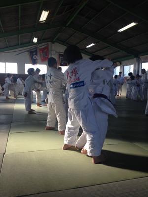 安武道場との合同練習_b0172494_20434140.jpg