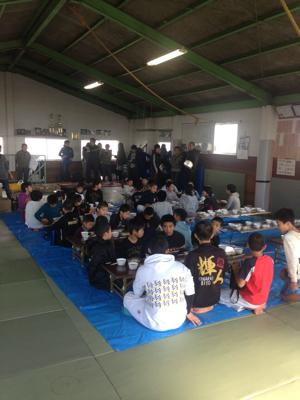 安武道場との合同練習_b0172494_20434337.jpg