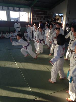 安武道場との合同練習_b0172494_20543449.jpg