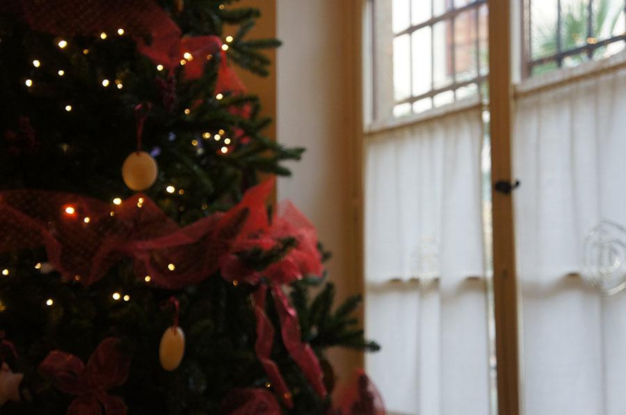 サンタマリアノヴェッラ薬局のティールーム〜フィレンツェの歴史ある名店_f0106597_06304485.jpg