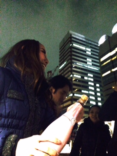 美しき大阪。ありがとう ●夜の部_a0050302_14594377.jpg