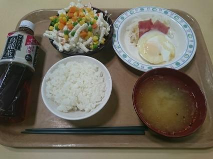 今日の朝食@会社Vol.156_b0042308_07373088.jpg