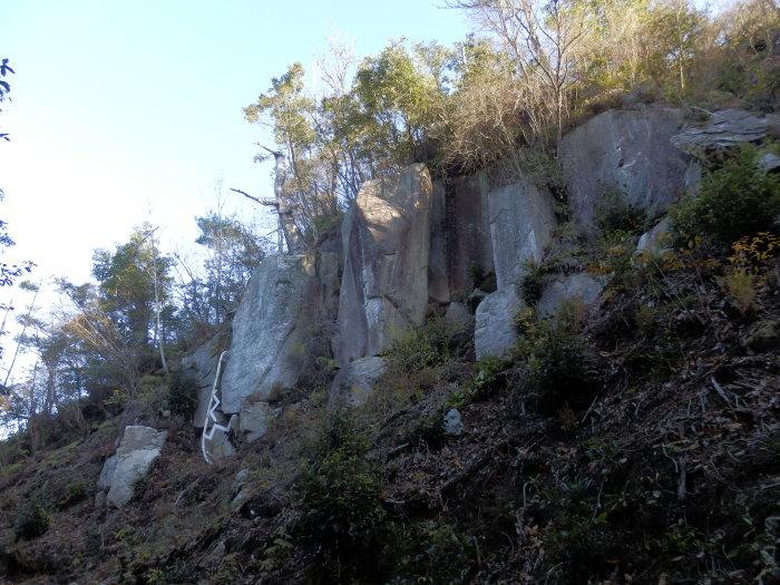 裏山ルート その(1) _f0219710_09354661.jpg