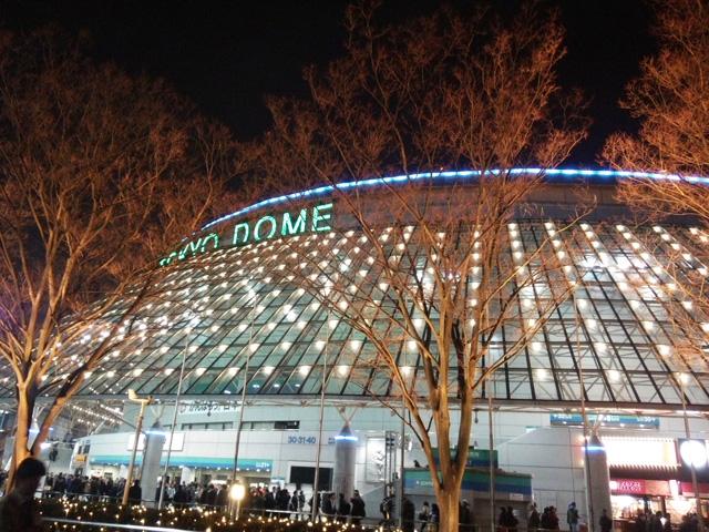 東京ドームへ_b0100432_012329.jpg