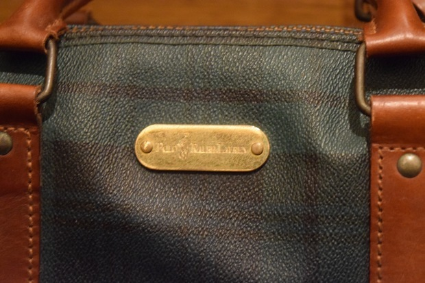 「Ralph Lauren」 ブラックウォッチ!!!_c0355834_14454287.jpg