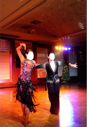 クリスマスダンスパーティー2015_e0292546_01461255.jpg