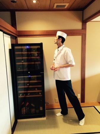念願の冷蔵庫設置_b0341759_15225356.jpg