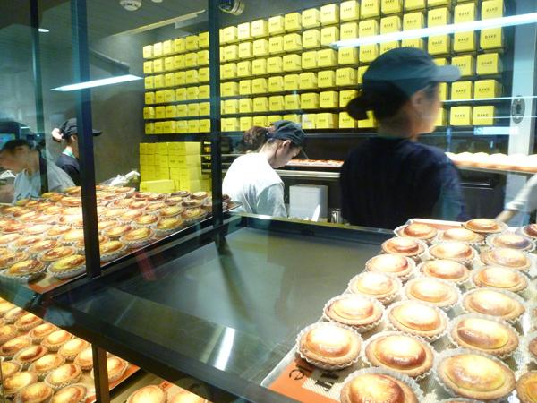BAKE CHEESE TART(ベイク チーズタルト) 池袋店_c0152767_22123287.jpg