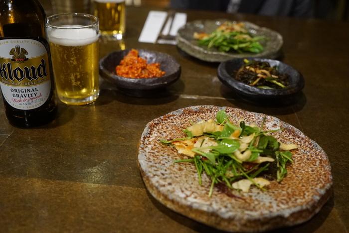 かに味噌入りかにのビビンバと、うにのビビンバがおいしかった江南の海鮮韓国料理屋さん「バラッ」。_a0223786_10361034.jpg
