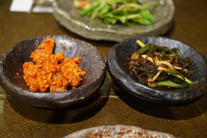 かに味噌入りかにのビビンバと、うにのビビンバがおいしかった江南の海鮮韓国料理屋さん「バラッ」。_a0223786_10361550.jpg