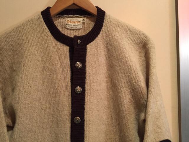 12月23日(水)大阪店ヴィンテージ入荷日!!#3 Vintage Trad編!!40\'s Wool Sports JKT!!(大阪アメ村店)_c0078587_13103267.jpg