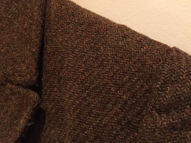 12月23日(水)大阪店ヴィンテージ入荷日!!#3 Vintage Trad編!!40\'s Wool Sports JKT!!(大阪アメ村店)_c0078587_13143842.jpg