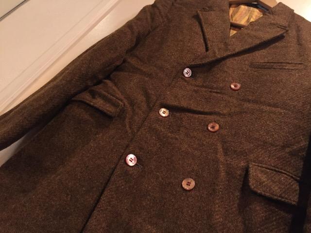 12月23日(水)大阪店ヴィンテージ入荷日!!#3 Vintage Trad編!!40\'s Wool Sports JKT!!(大阪アメ村店)_c0078587_13145477.jpg