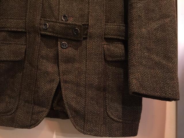 12月23日(水)大阪店ヴィンテージ入荷日!!#3 Vintage Trad編!!40\'s Wool Sports JKT!!(大阪アメ村店)_c0078587_13161089.jpg