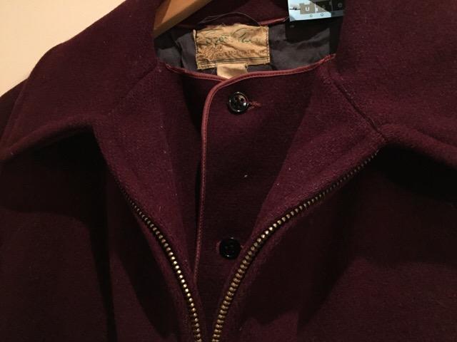 12月23日(水)大阪店ヴィンテージ入荷日!!#3 Vintage Trad編!!40\'s Wool Sports JKT!!(大阪アメ村店)_c0078587_13235785.jpg