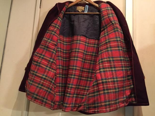 12月23日(水)大阪店ヴィンテージ入荷日!!#3 Vintage Trad編!!40\'s Wool Sports JKT!!(大阪アメ村店)_c0078587_13253363.jpg