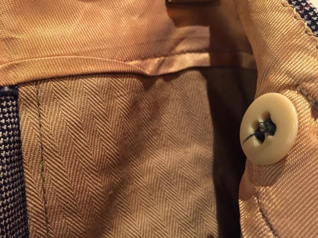 12月23日(水)大阪店ヴィンテージ入荷日!!#3 Vintage Trad編!!40\'s Wool Sports JKT!!(大阪アメ村店)_c0078587_13303462.jpg
