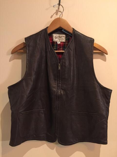12月23日(水)大阪店ヴィンテージ入荷日!!#4 Leather&Blanket編!!BUCO J-100ZebraLiner!!(大阪アメ村店)_c0078587_13351173.jpg