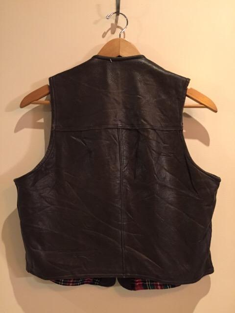12月23日(水)大阪店ヴィンテージ入荷日!!#4 Leather&Blanket編!!BUCO J-100ZebraLiner!!(大阪アメ村店)_c0078587_13351957.jpg