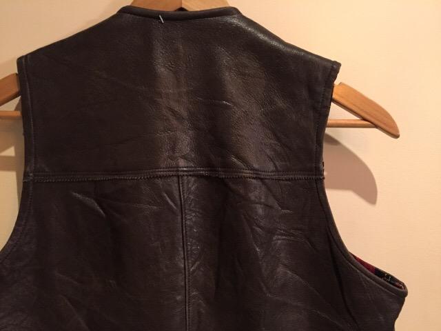 12月23日(水)大阪店ヴィンテージ入荷日!!#4 Leather&Blanket編!!BUCO J-100ZebraLiner!!(大阪アメ村店)_c0078587_13362041.jpg