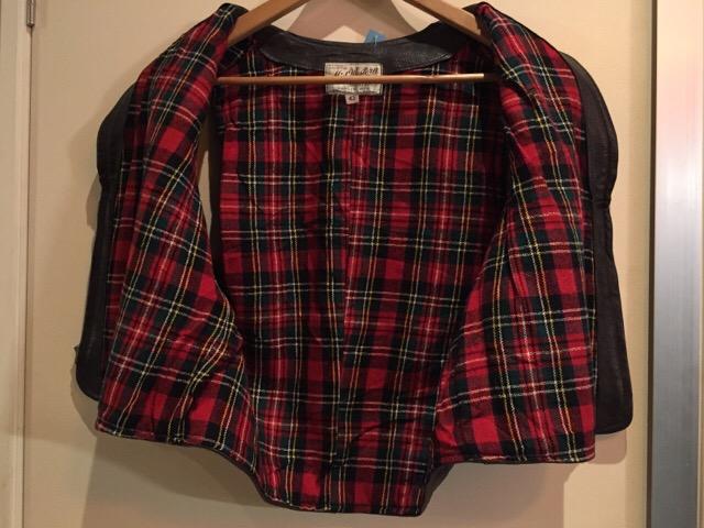 12月23日(水)大阪店ヴィンテージ入荷日!!#4 Leather&Blanket編!!BUCO J-100ZebraLiner!!(大阪アメ村店)_c0078587_13363423.jpg