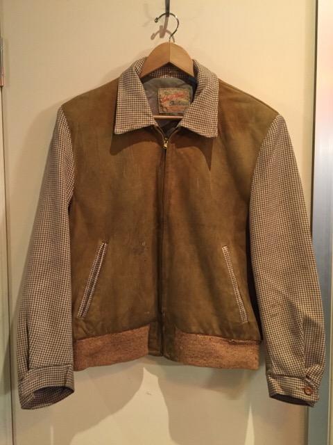 12月23日(水)大阪店ヴィンテージ入荷日!!#4 Leather&Blanket編!!BUCO J-100ZebraLiner!!(大阪アメ村店)_c0078587_13371961.jpg