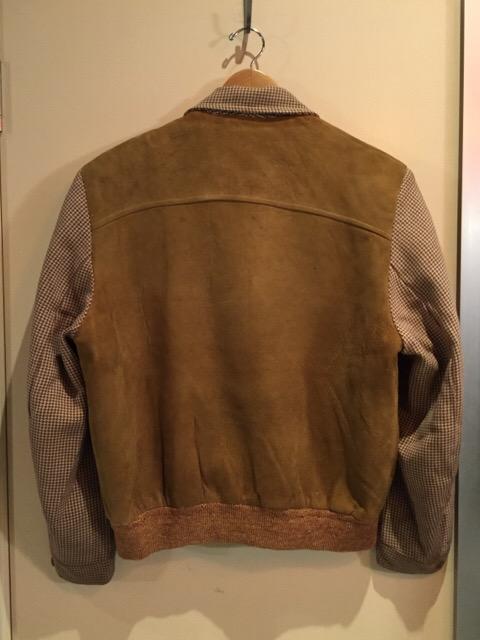 12月23日(水)大阪店ヴィンテージ入荷日!!#4 Leather&Blanket編!!BUCO J-100ZebraLiner!!(大阪アメ村店)_c0078587_13372654.jpg