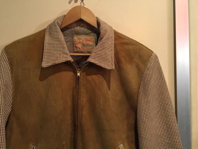 12月23日(水)大阪店ヴィンテージ入荷日!!#4 Leather&Blanket編!!BUCO J-100ZebraLiner!!(大阪アメ村店)_c0078587_13374748.jpg