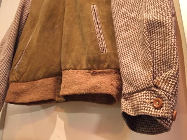 12月23日(水)大阪店ヴィンテージ入荷日!!#4 Leather&Blanket編!!BUCO J-100ZebraLiner!!(大阪アメ村店)_c0078587_13382313.jpg