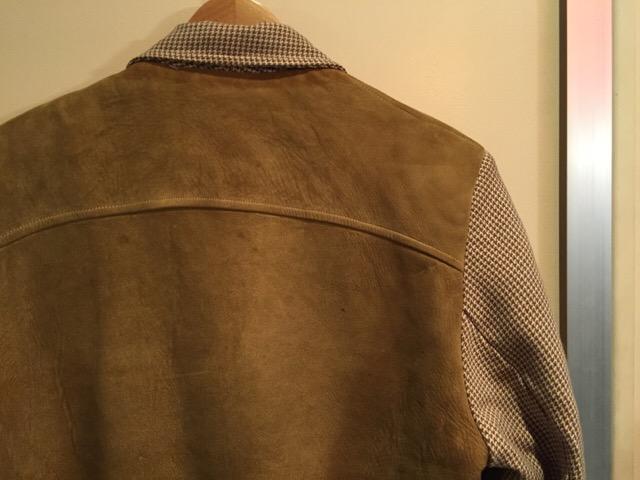 12月23日(水)大阪店ヴィンテージ入荷日!!#4 Leather&Blanket編!!BUCO J-100ZebraLiner!!(大阪アメ村店)_c0078587_13383815.jpg