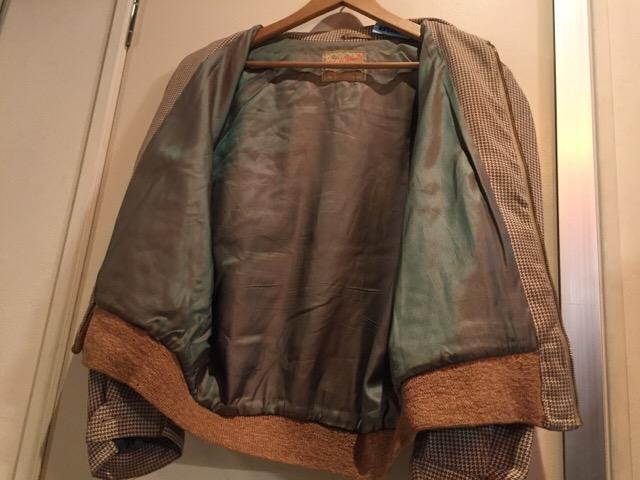 12月23日(水)大阪店ヴィンテージ入荷日!!#4 Leather&Blanket編!!BUCO J-100ZebraLiner!!(大阪アメ村店)_c0078587_13384534.jpg