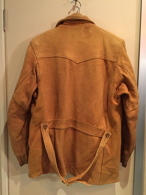 12月23日(水)大阪店ヴィンテージ入荷日!!#4 Leather&Blanket編!!BUCO J-100ZebraLiner!!(大阪アメ村店)_c0078587_13391749.jpg