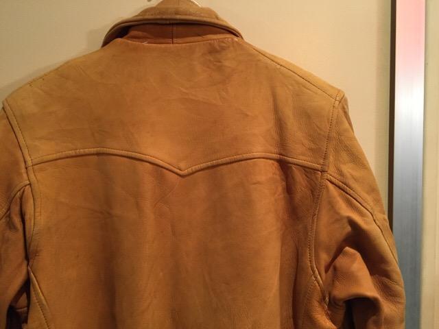 12月23日(水)大阪店ヴィンテージ入荷日!!#4 Leather&Blanket編!!BUCO J-100ZebraLiner!!(大阪アメ村店)_c0078587_13401876.jpg