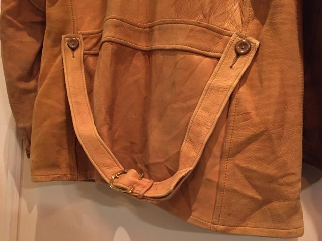 12月23日(水)大阪店ヴィンテージ入荷日!!#4 Leather&Blanket編!!BUCO J-100ZebraLiner!!(大阪アメ村店)_c0078587_13402774.jpg