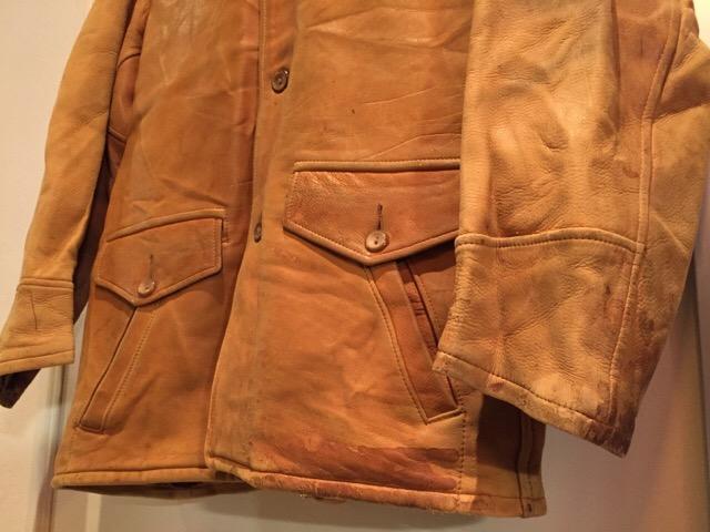 12月23日(水)大阪店ヴィンテージ入荷日!!#4 Leather&Blanket編!!BUCO J-100ZebraLiner!!(大阪アメ村店)_c0078587_1340681.jpg