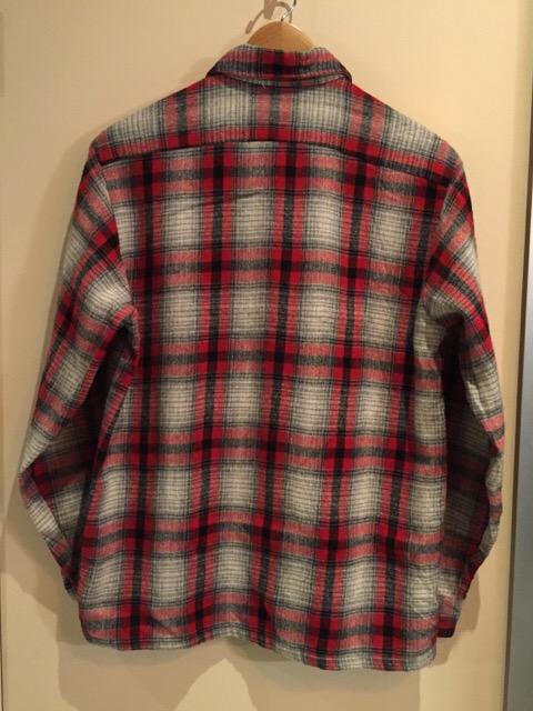 12月23日(水)大阪店ヴィンテージ入荷日!!#3 Vintage Trad編!!40\'s Wool Sports JKT!!(大阪アメ村店)_c0078587_139199.jpg