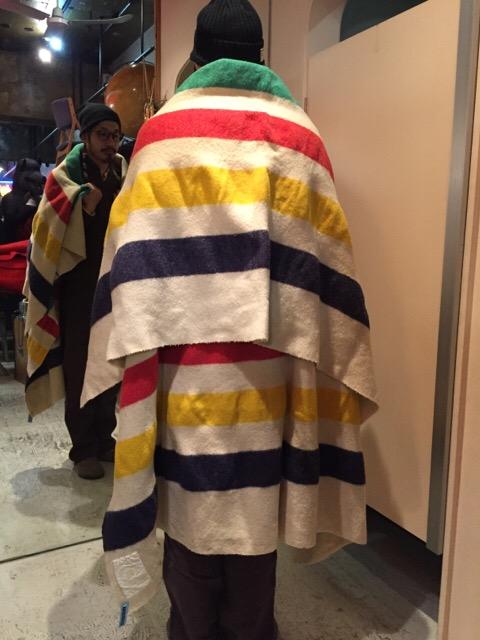 12月23日(水)大阪店ヴィンテージ入荷日!!#4 Leather&Blanket編!!BUCO J-100ZebraLiner!!(大阪アメ村店)_c0078587_1421344.jpg