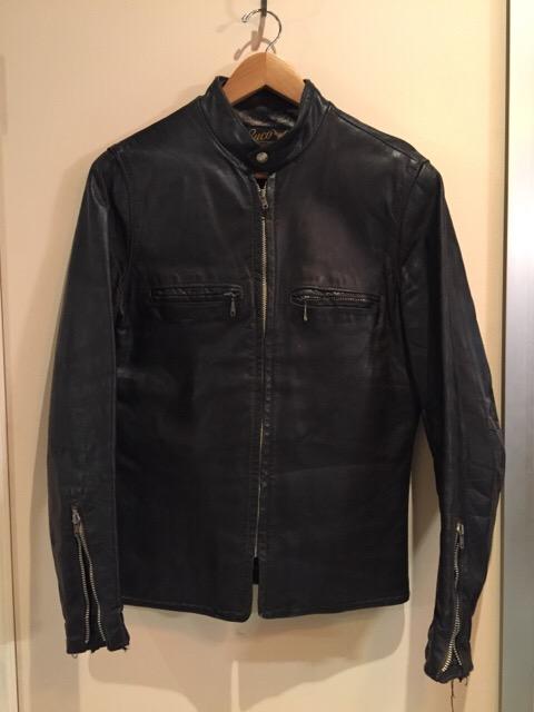 12月23日(水)大阪店ヴィンテージ入荷日!!#4 Leather&Blanket編!!BUCO J-100ZebraLiner!!(大阪アメ村店)_c0078587_1553280.jpg