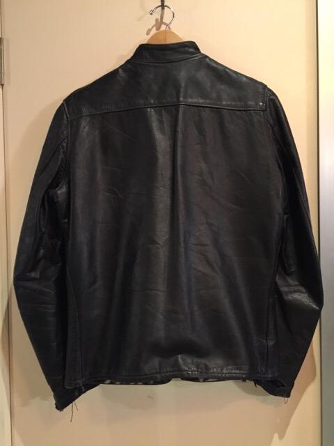 12月23日(水)大阪店ヴィンテージ入荷日!!#4 Leather&Blanket編!!BUCO J-100ZebraLiner!!(大阪アメ村店)_c0078587_1553912.jpg