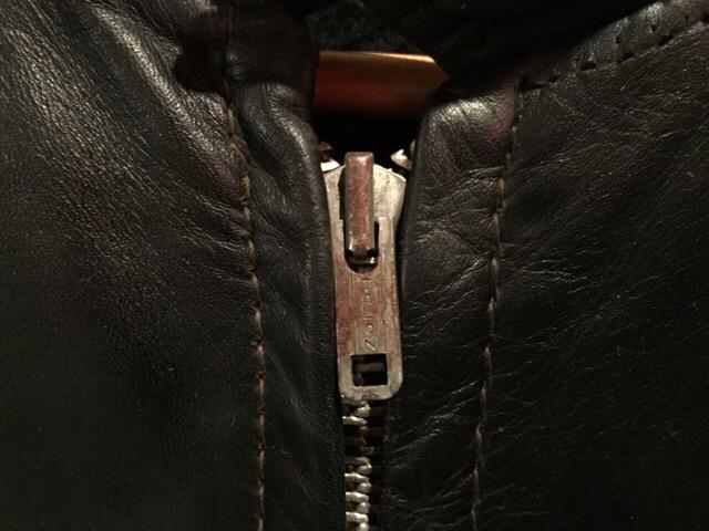 12月23日(水)大阪店ヴィンテージ入荷日!!#4 Leather&Blanket編!!BUCO J-100ZebraLiner!!(大阪アメ村店)_c0078587_2371037.jpg